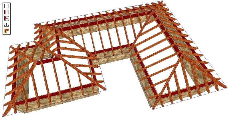 Program na kreslení dřevěných konstrukcí zdarma